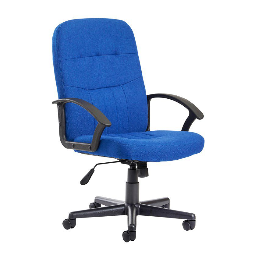 Inova Blue Executive Office Chair Support