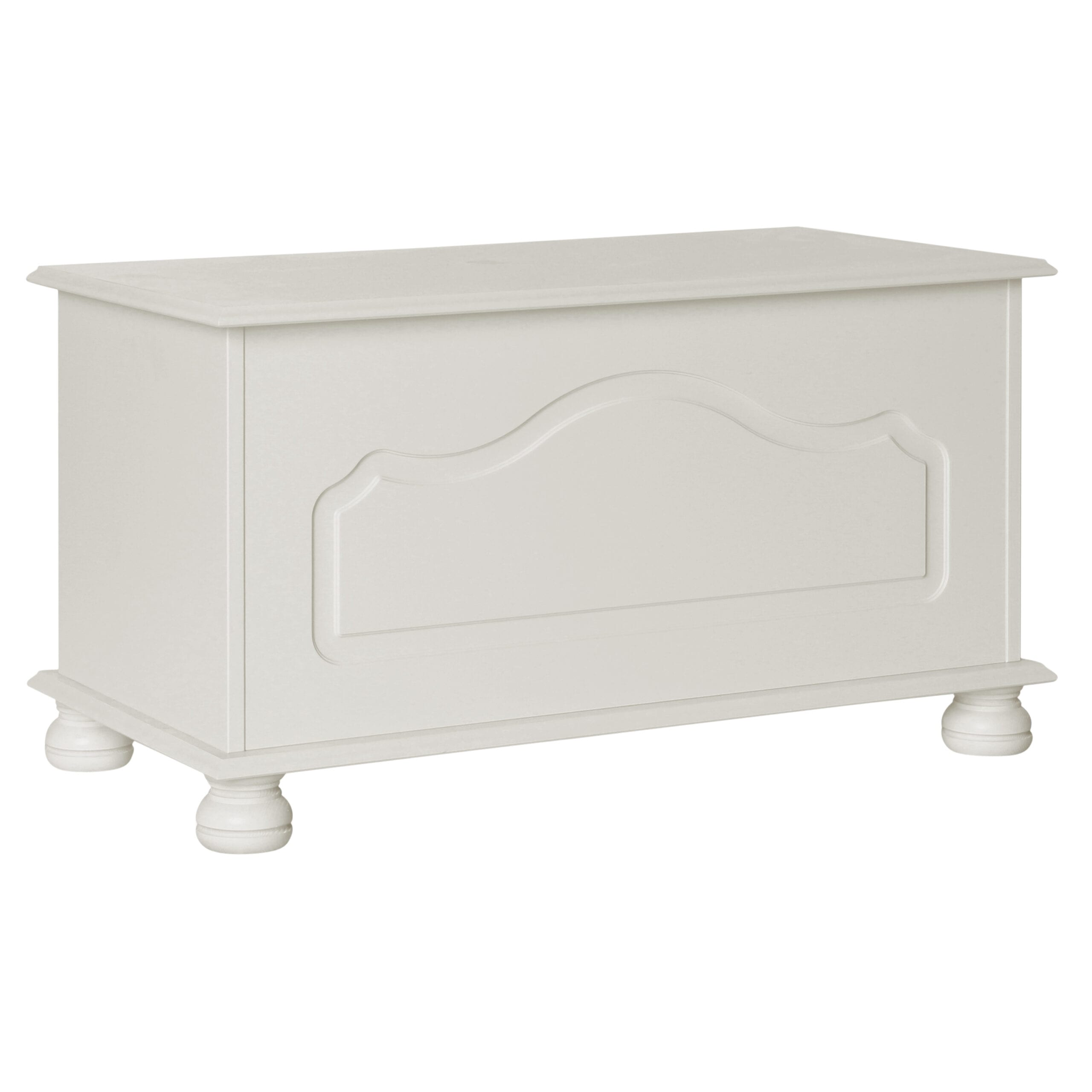 Rosemond Blanco Storage Chest