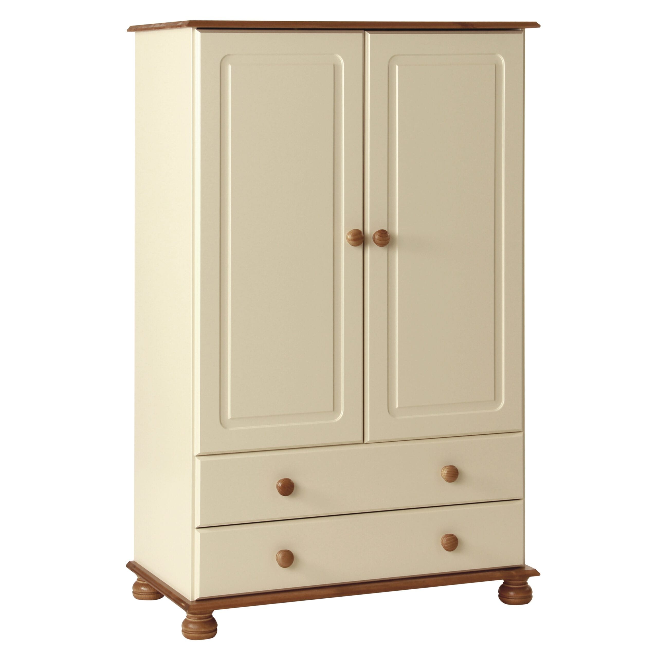 Rosemond  Wardrobe - Rich Cream