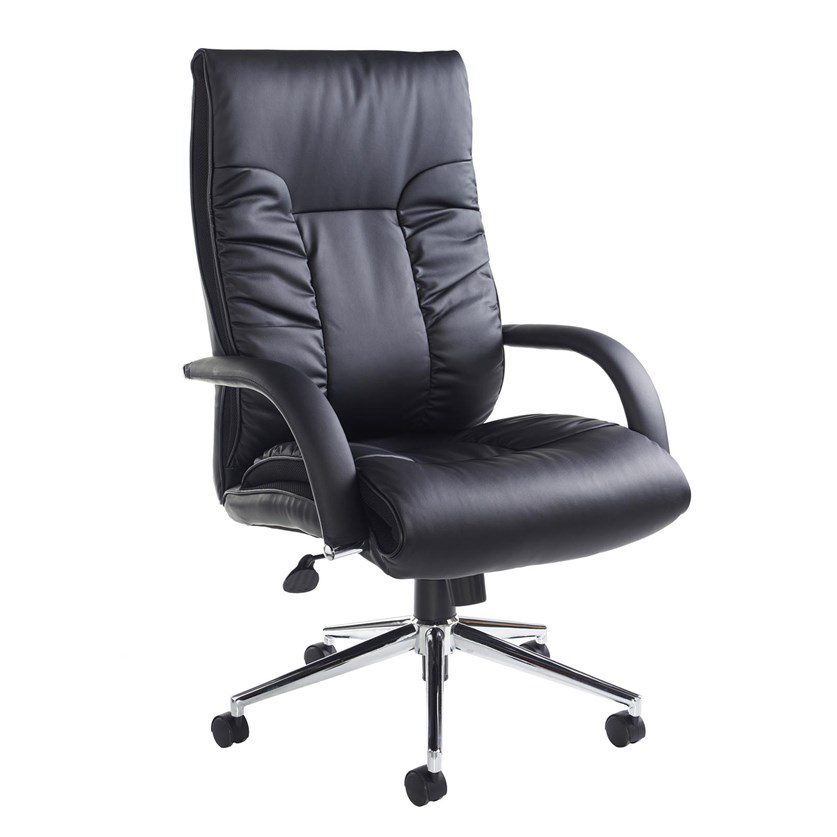 Derba Faux Leather Office Chair