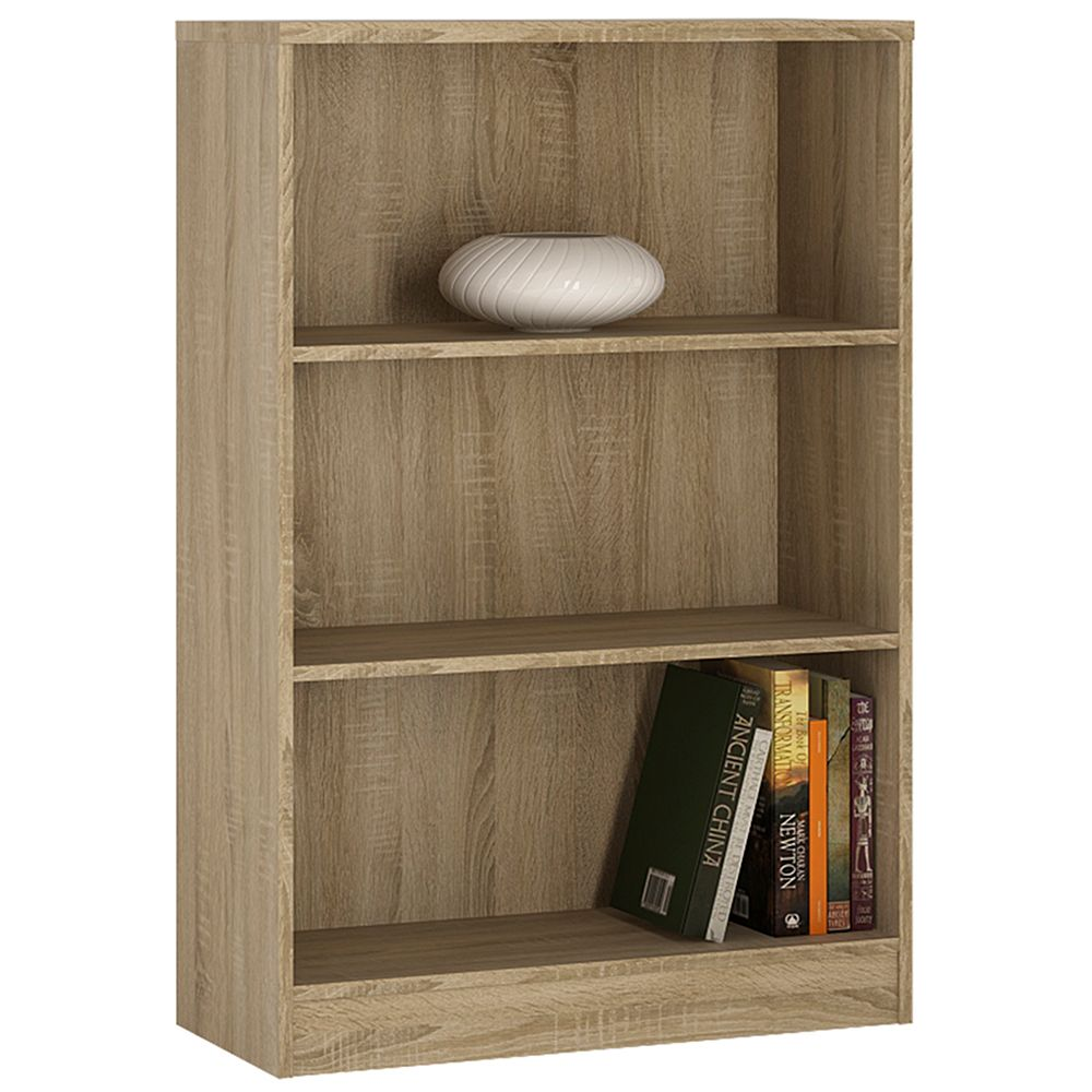 Yours Medium Wide Bookcase