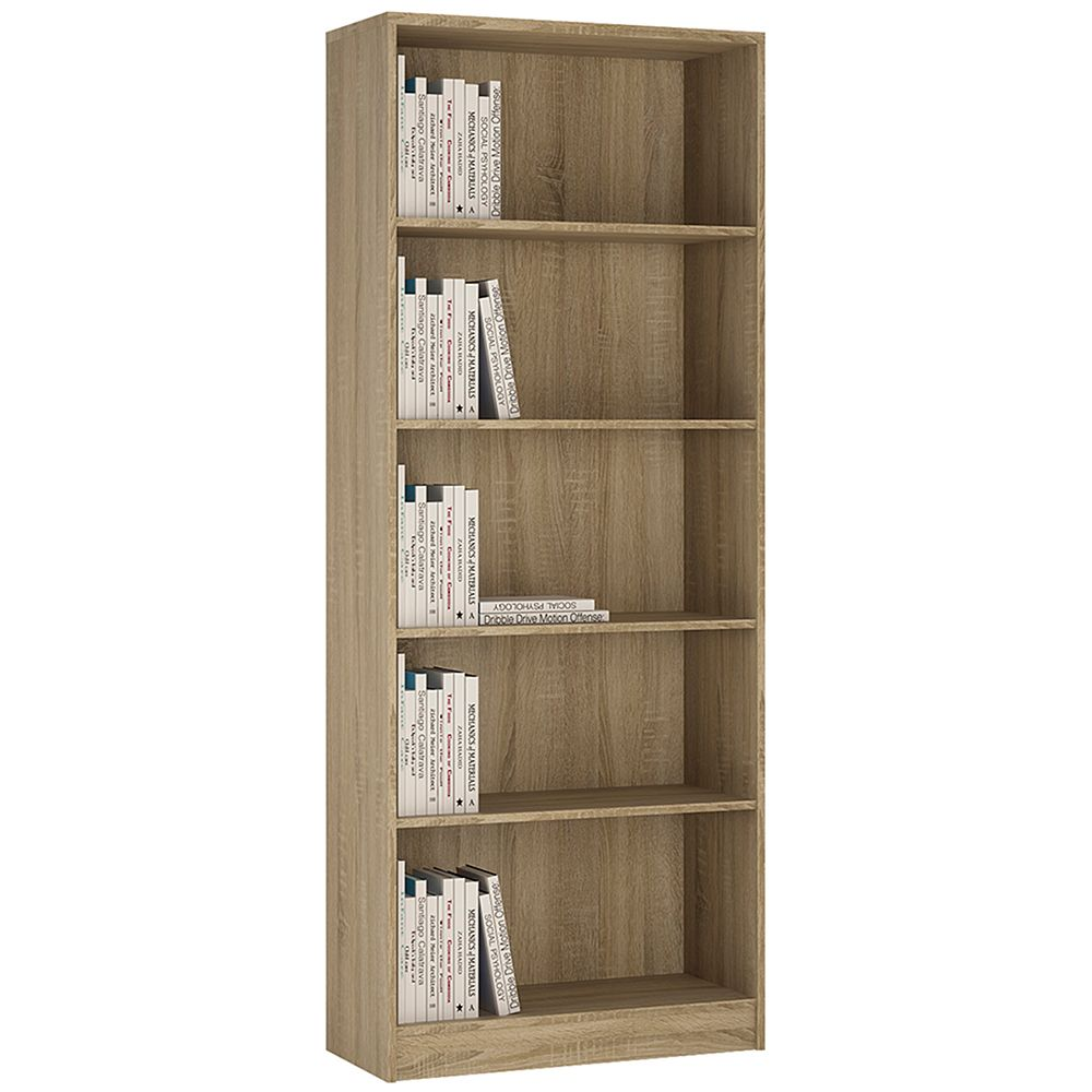 Yours Tall Wide Bookcase