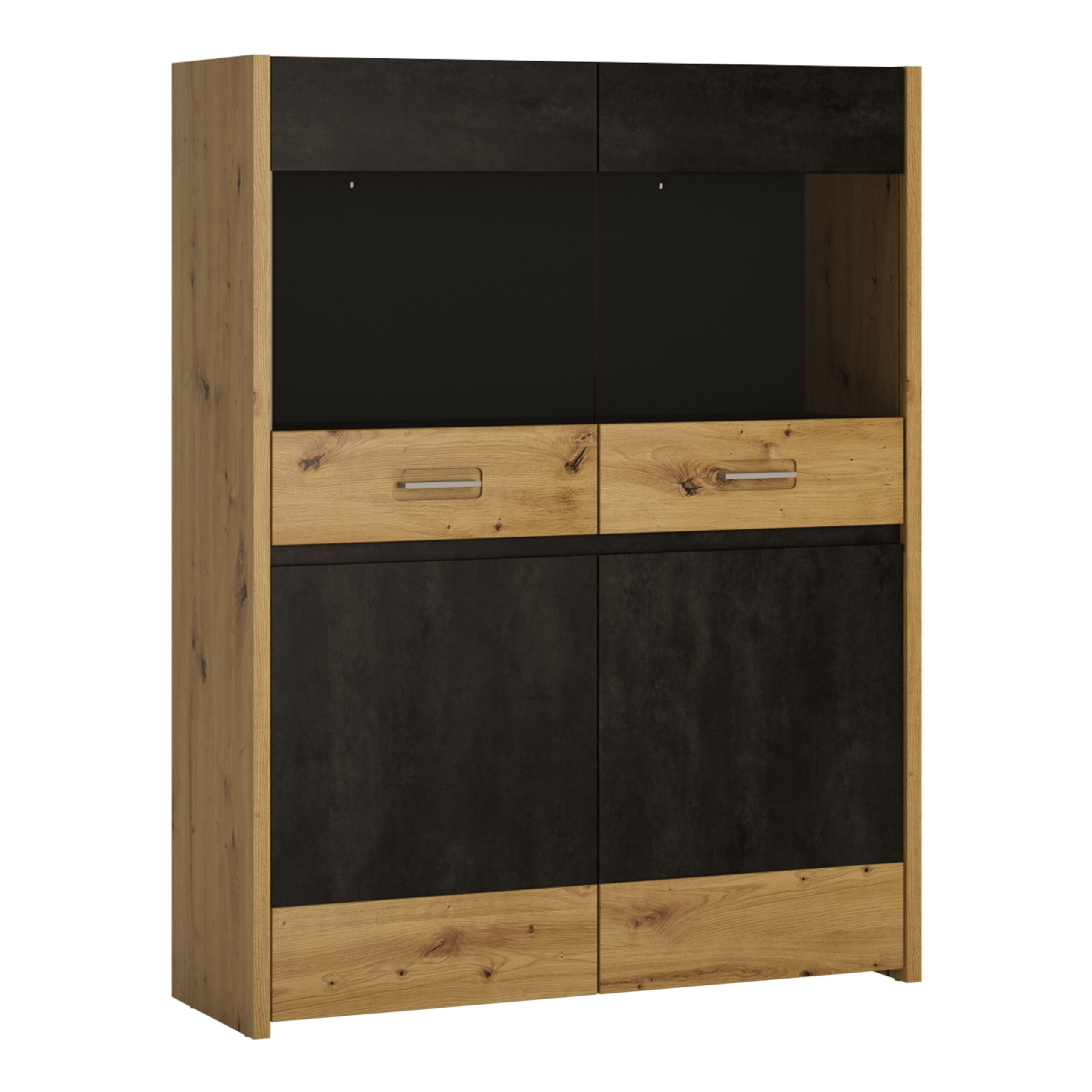 Aviation Display Cabinet - Low & Wide