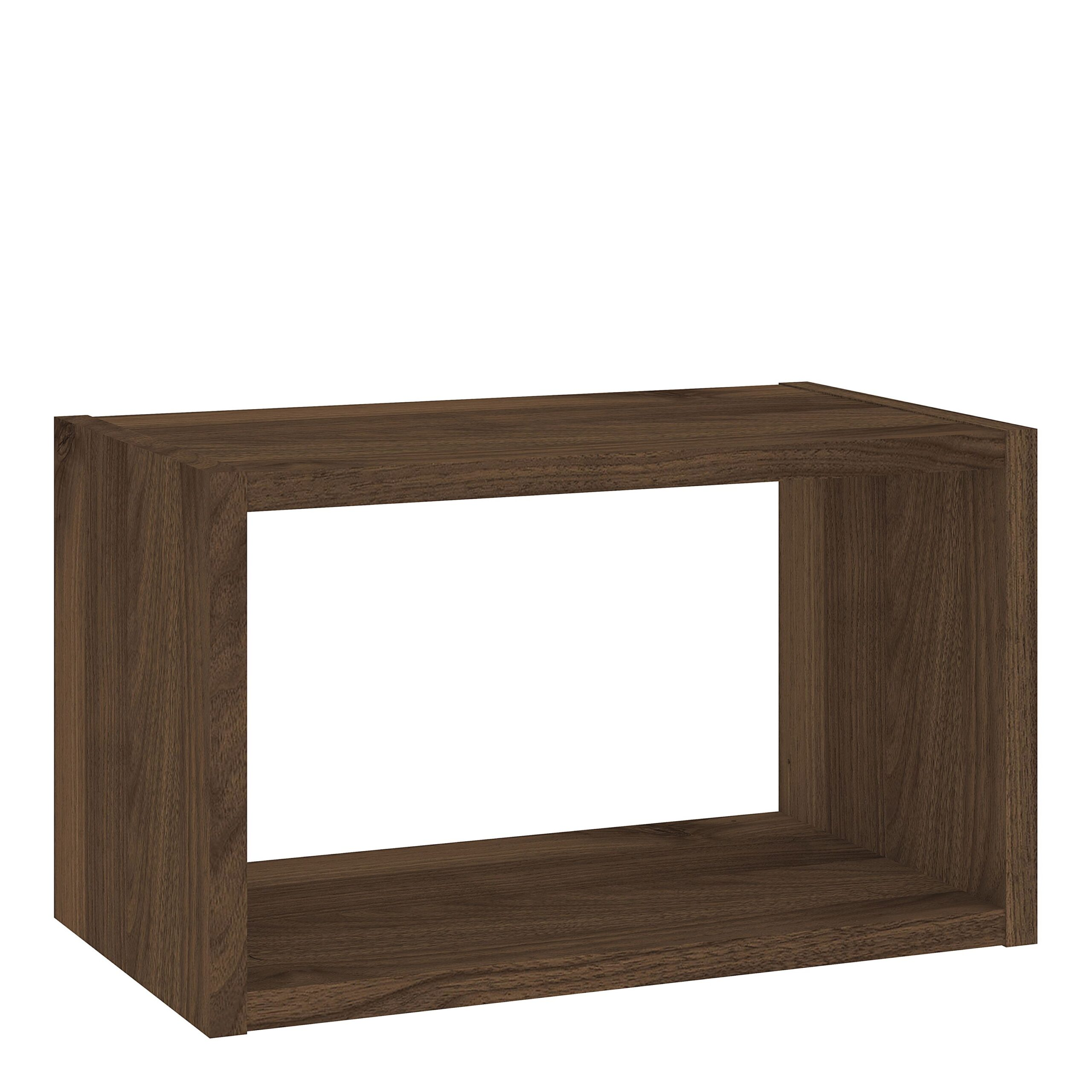 Ramen Wall Shelf Unity in Walnut