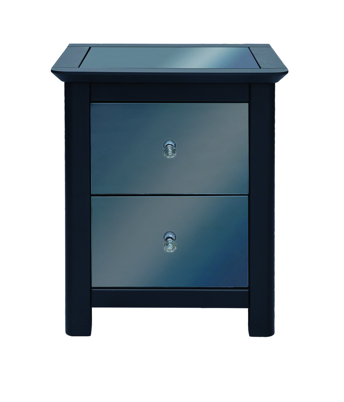 Yearn 2 Drawer Bedside Cabinet
