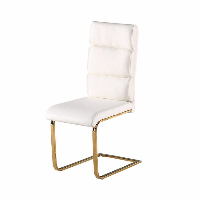 Antber Chair White (Pack Of 2)