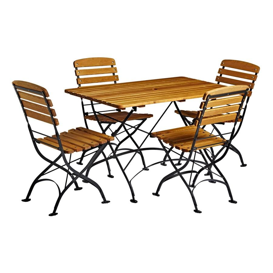 Argyle Rectangular Table And Chairs Set