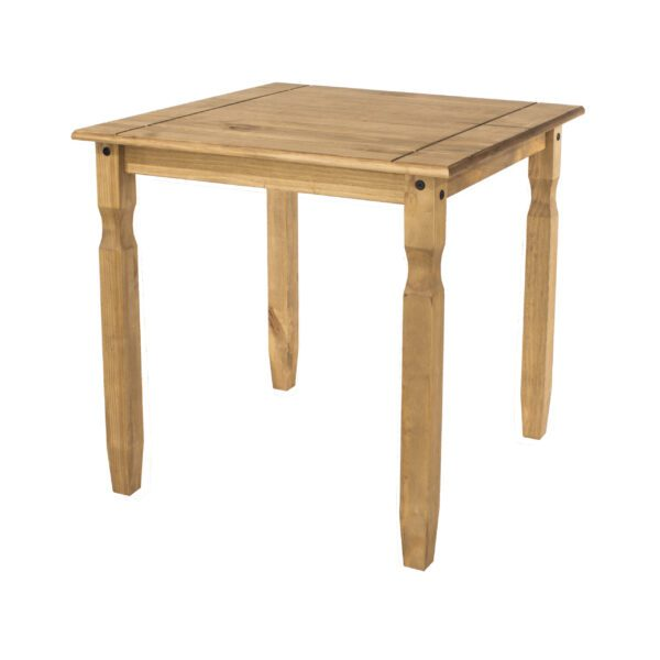 Cortan square dining table