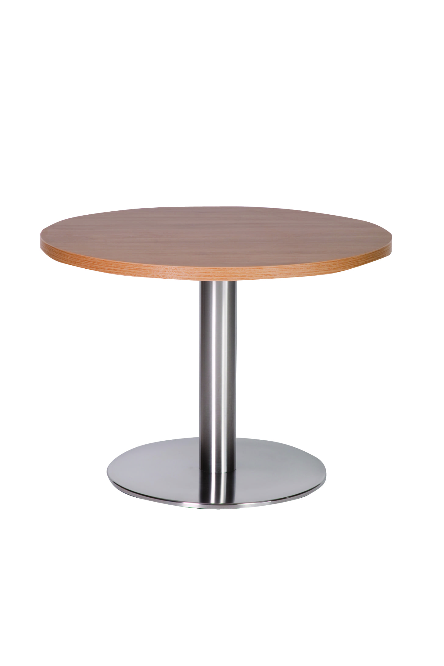 Daniella Round Coffee Table Base Round Solid Wood Tops