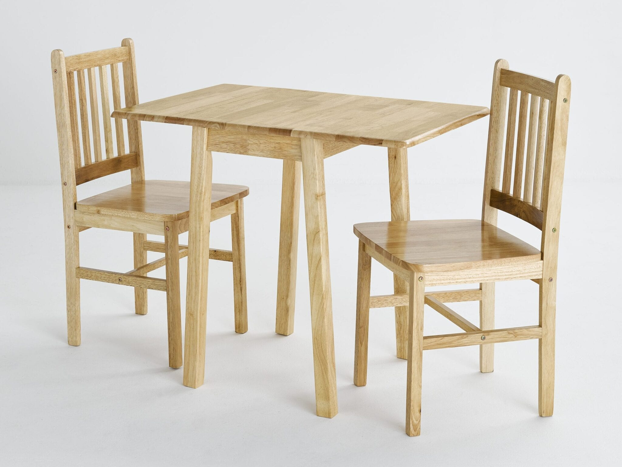 Ali Table 2 Chairs - Extending