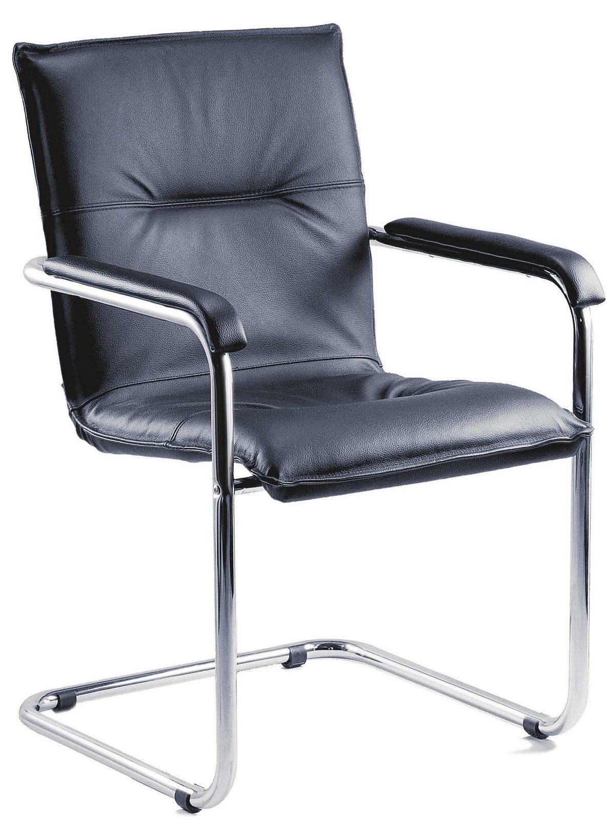 Her Leather Faced V itor Office Chair
