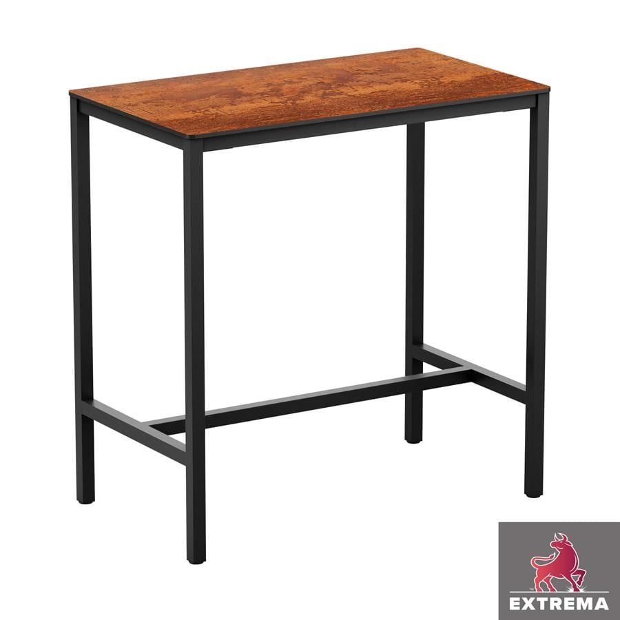 """Erman Copper """"Textured"""" - Full Table - 119x69 - Poseur"""