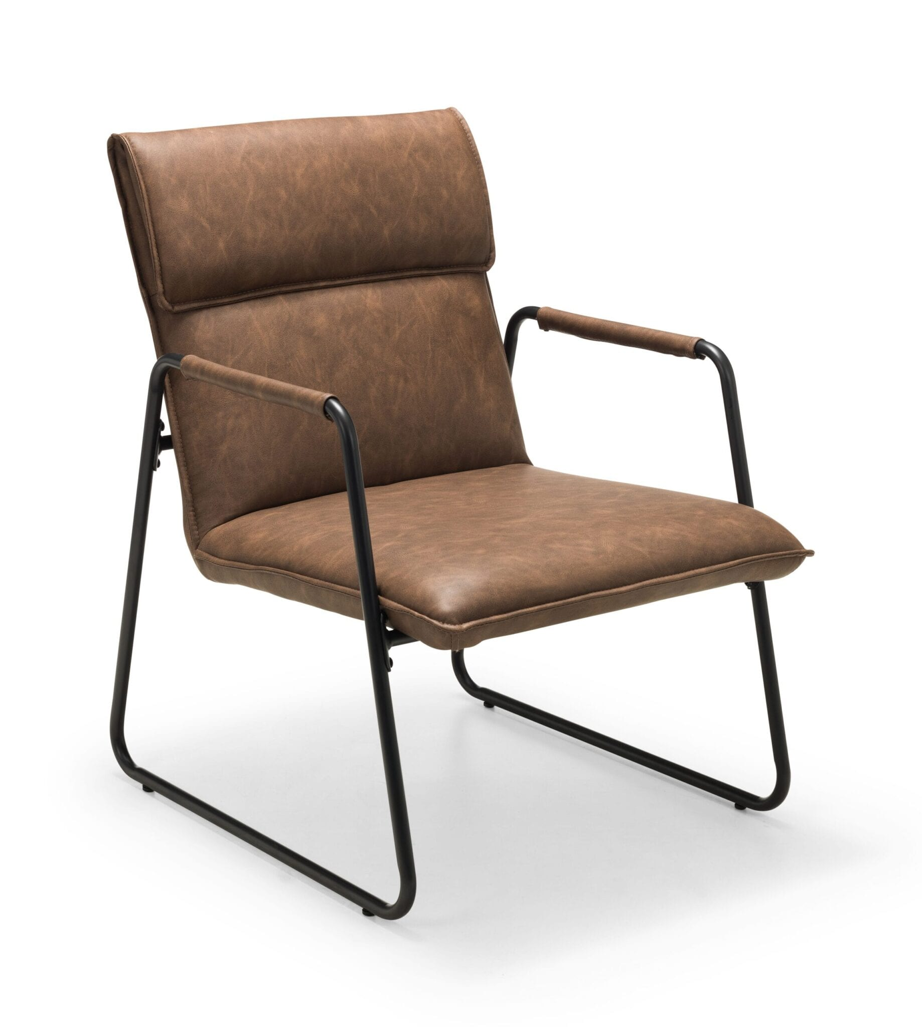 Paige Chair Soft Faux Leather