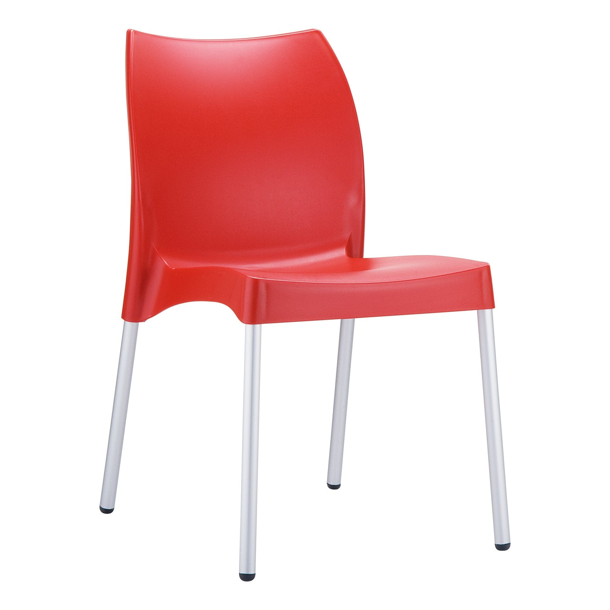 Iconic Side Chair - Red