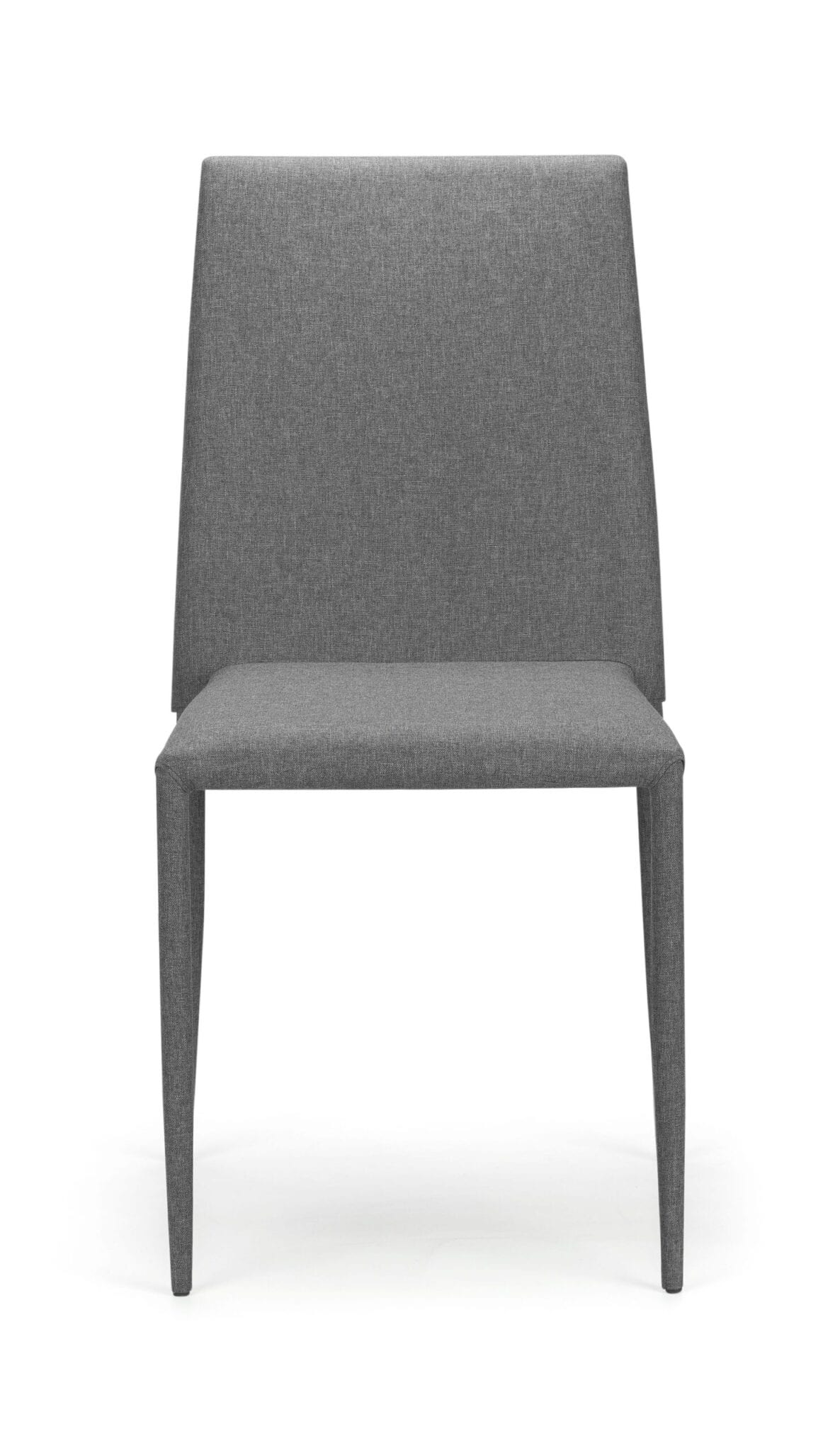 Wizz Stacking Chair Grey