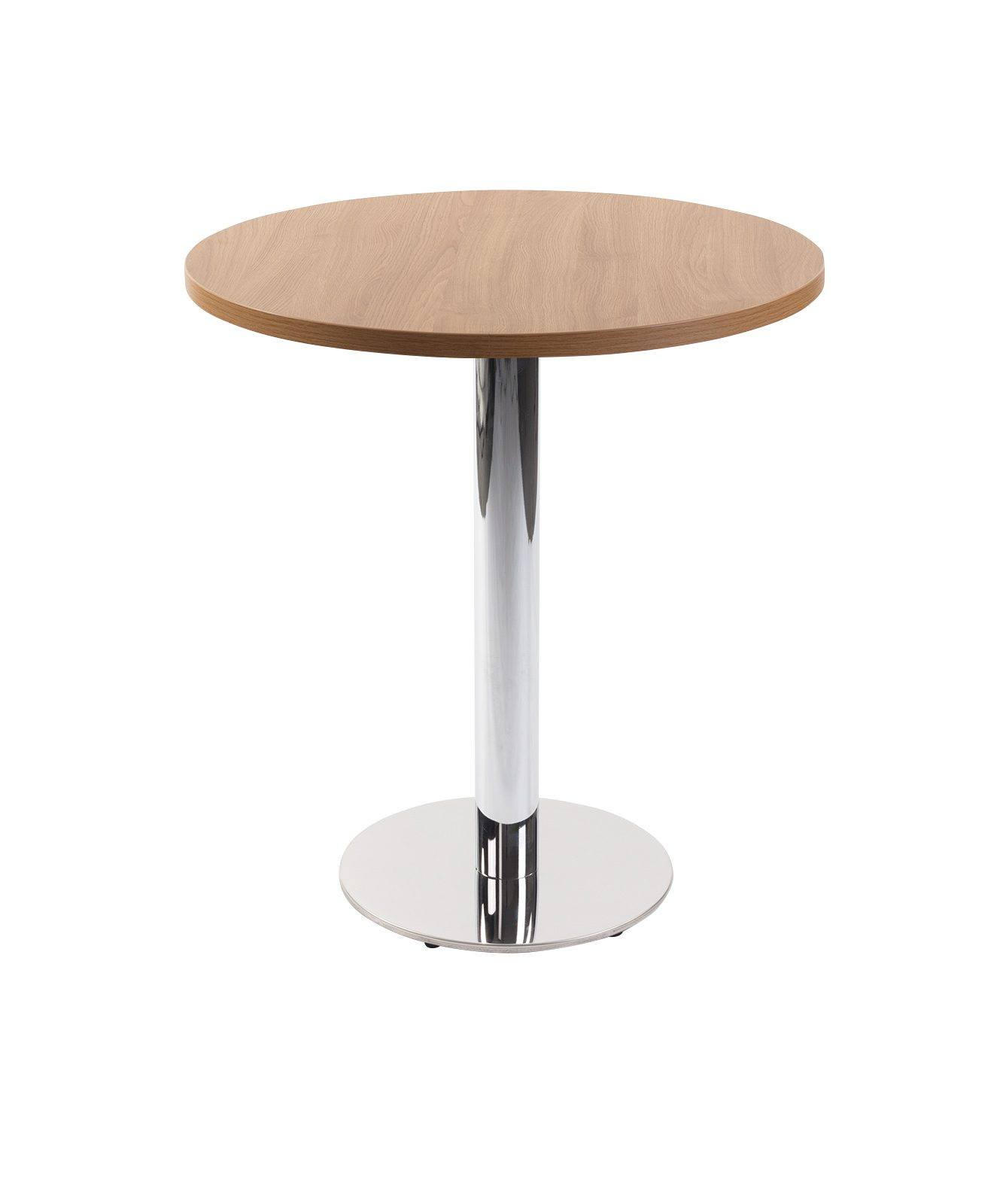 Lucci Round Coffee Table Base Round Wood Top