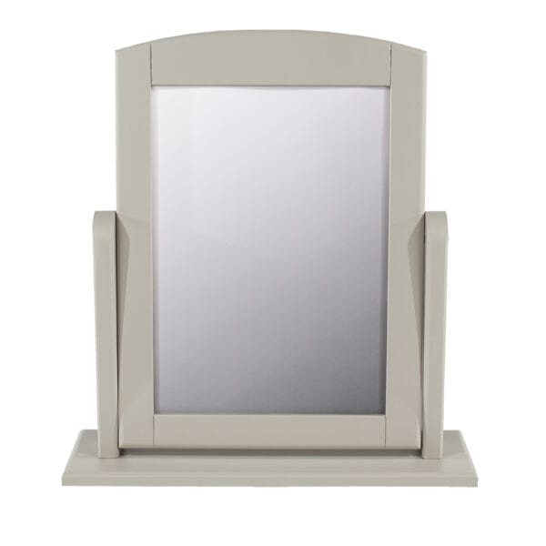 Epsom Single Mirror Grey (Requires Assembly)