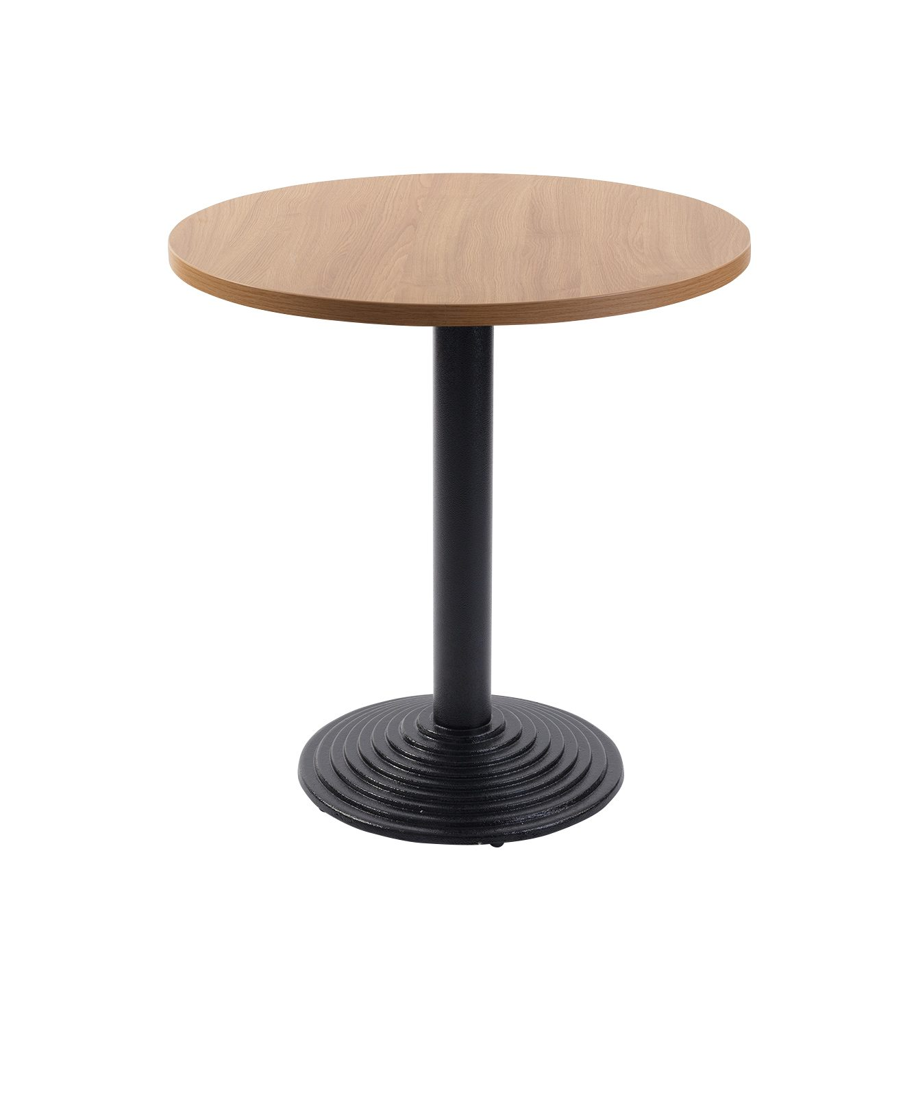Mayosi Round Coffee Table Base Round Wood Top