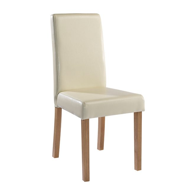 Orly Chair Cream (Pack Of 2)
