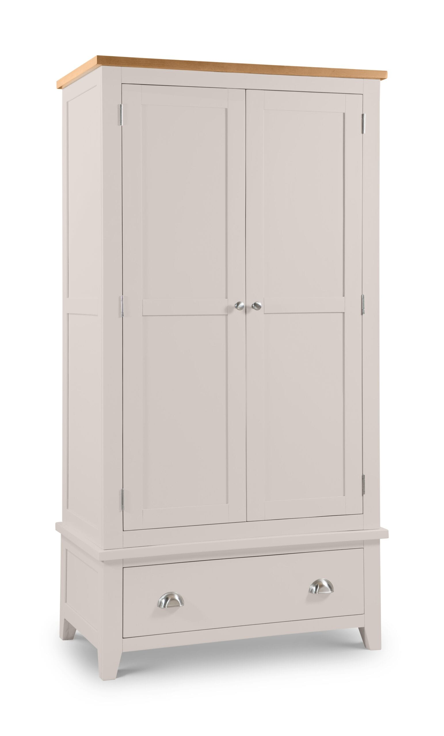 CAVALIER NEW 2 DOOR COMBINATION WARDROBE
