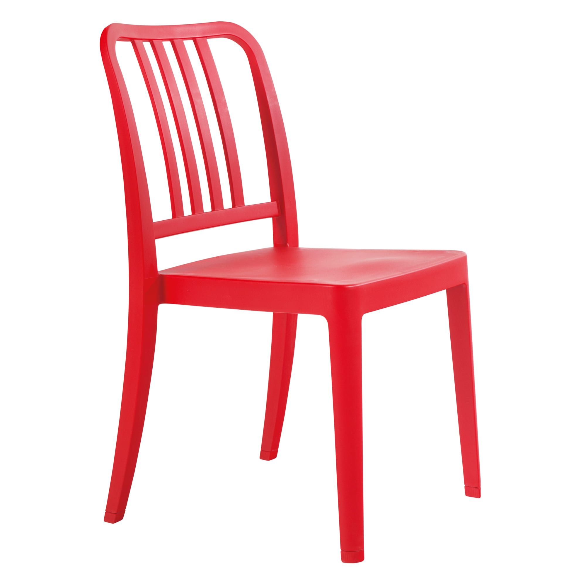 Rick Side Chair - Red