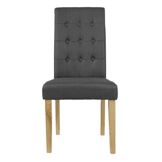 Rewer Chair Grey (Pack of 2)