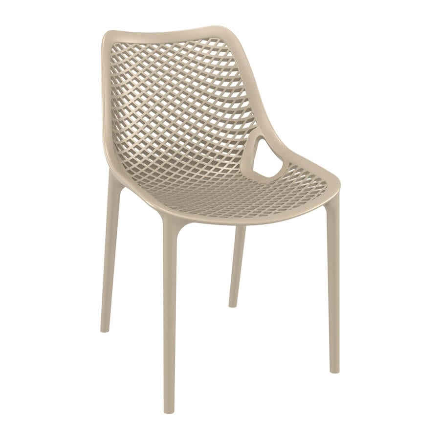 Spyro Side Chair - Taupe