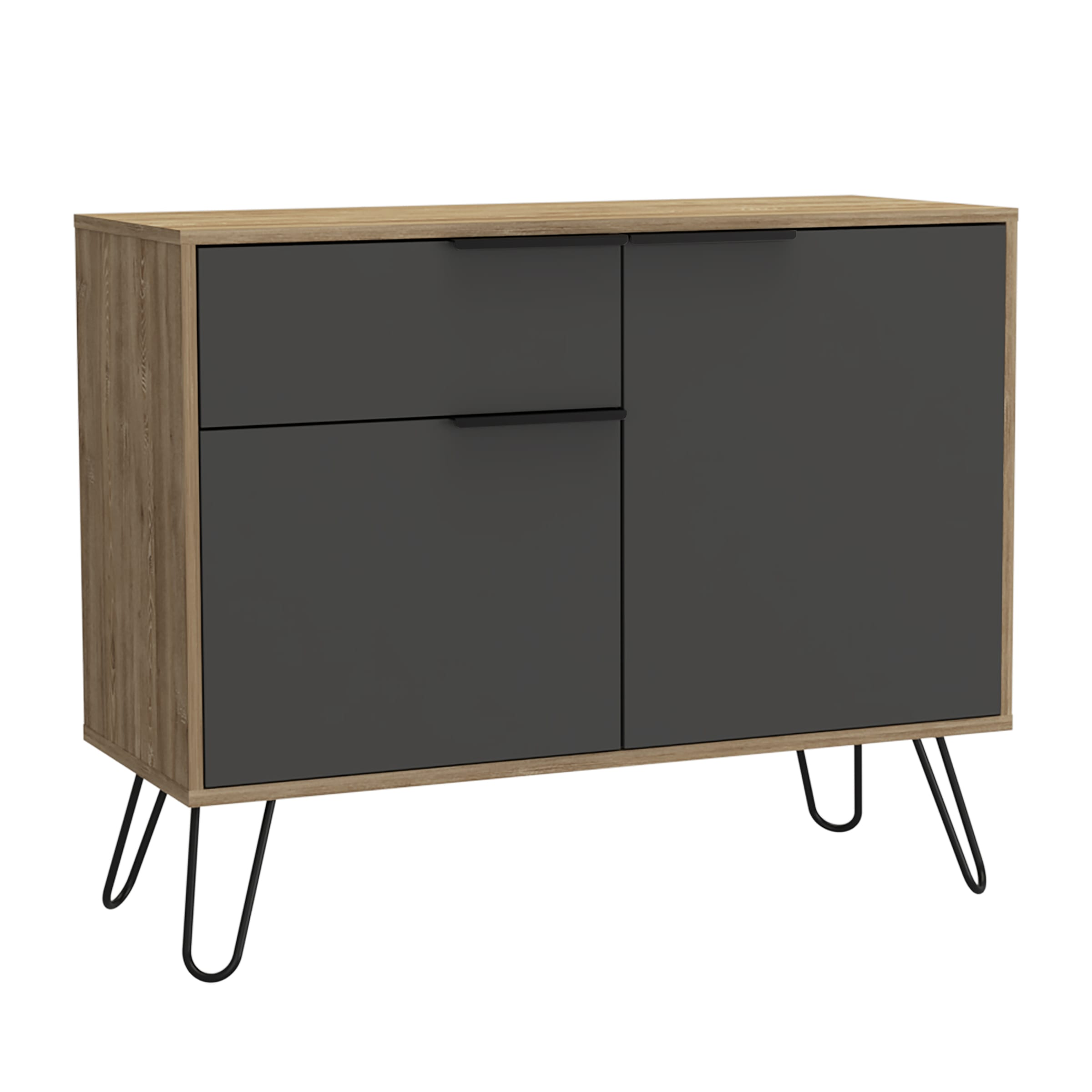 Ibiza small sideboard with 2 doors and drawer