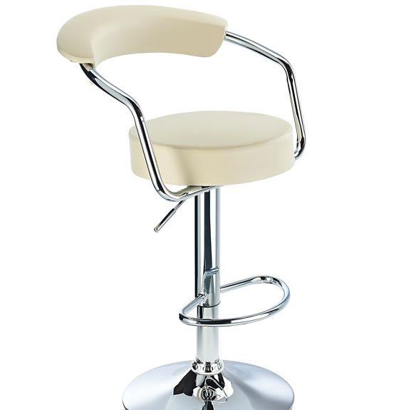 Astra Stool Height Adjustable 6 Colours