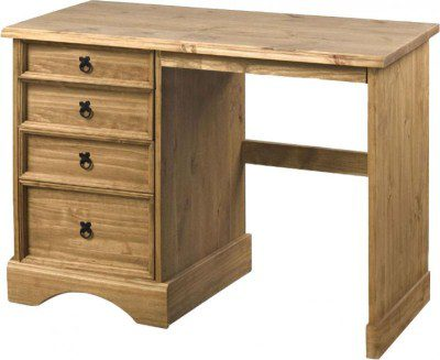 Cory Dressing Table - 4 Drawers