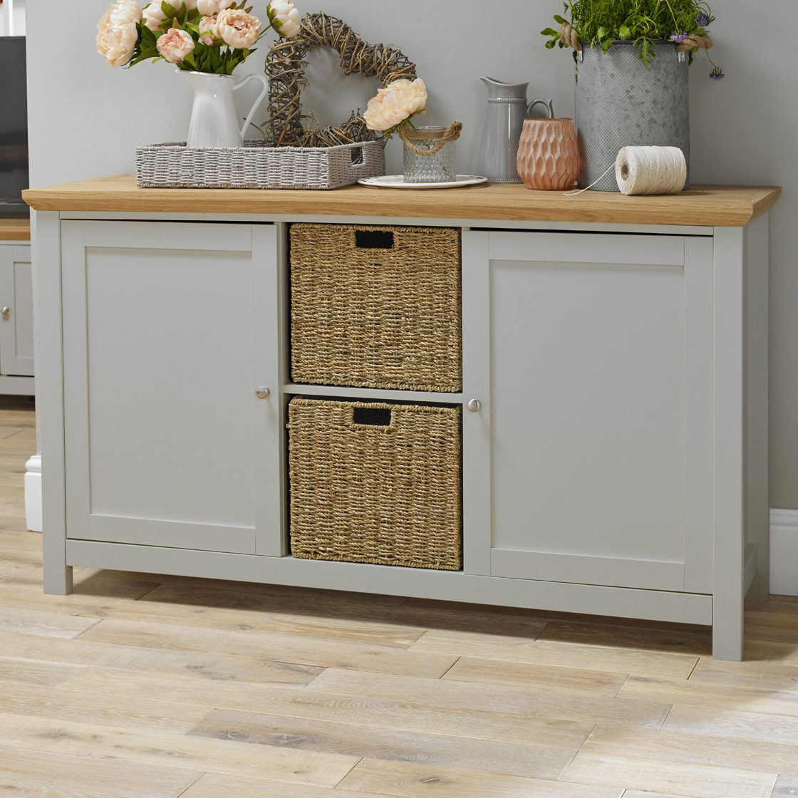 Ceeder Sideboard Grey