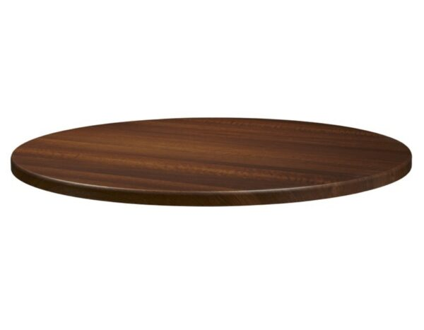 Conar Walnut  Round Table Top - Various Sizes