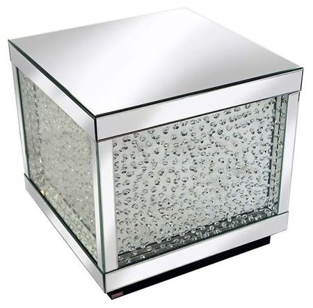Rumba Sophisticated Mirror Glass Coffee Table
