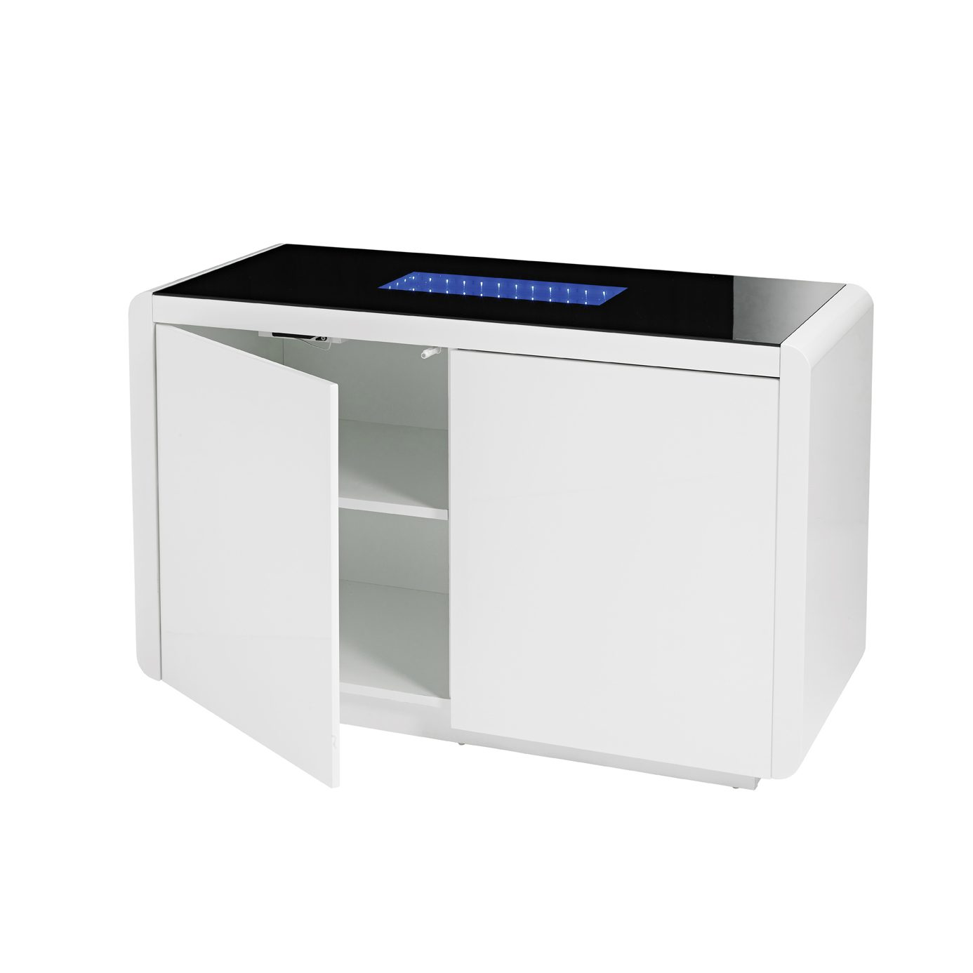 Matty Sideboard White
