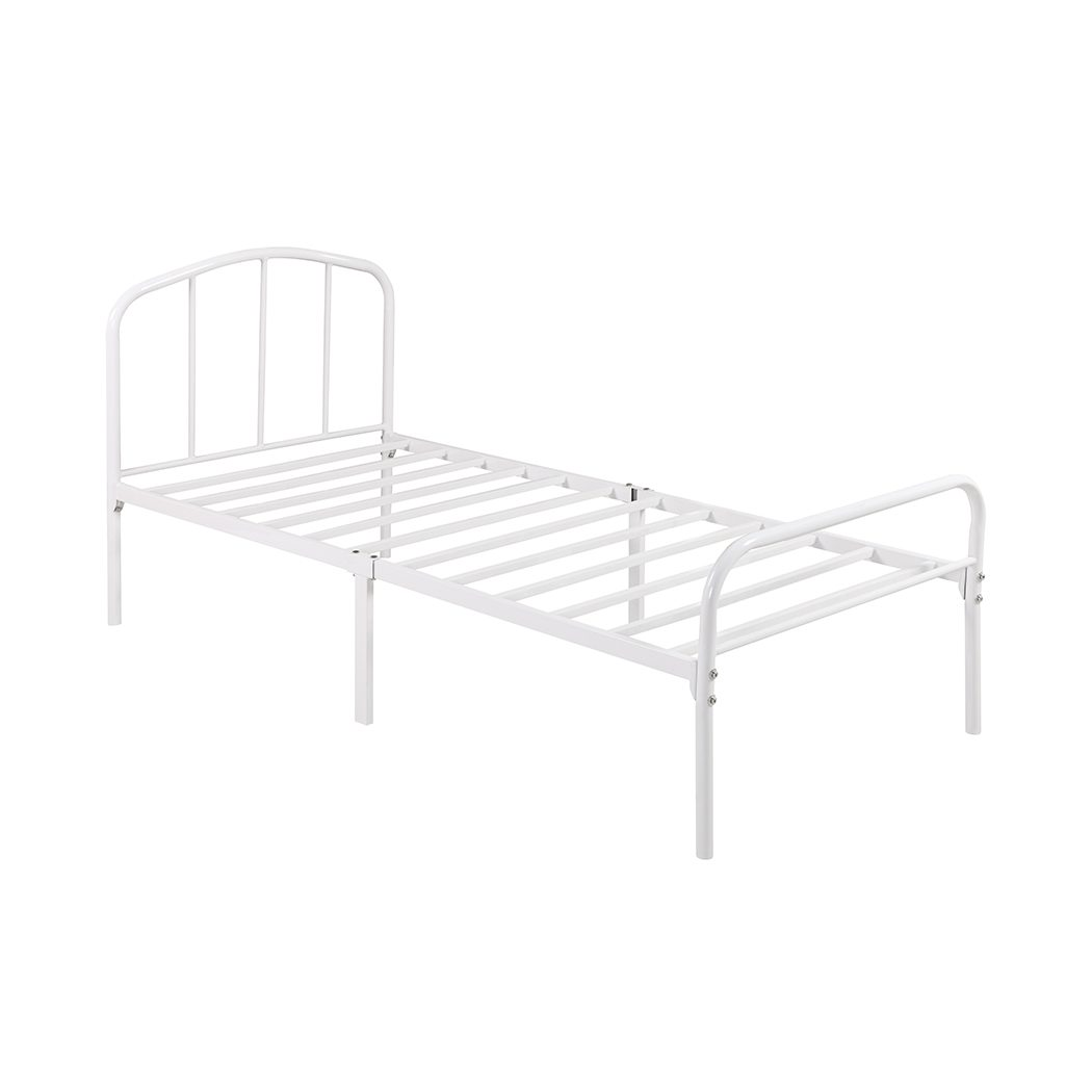 Meredy 3.0 Single Bed White
