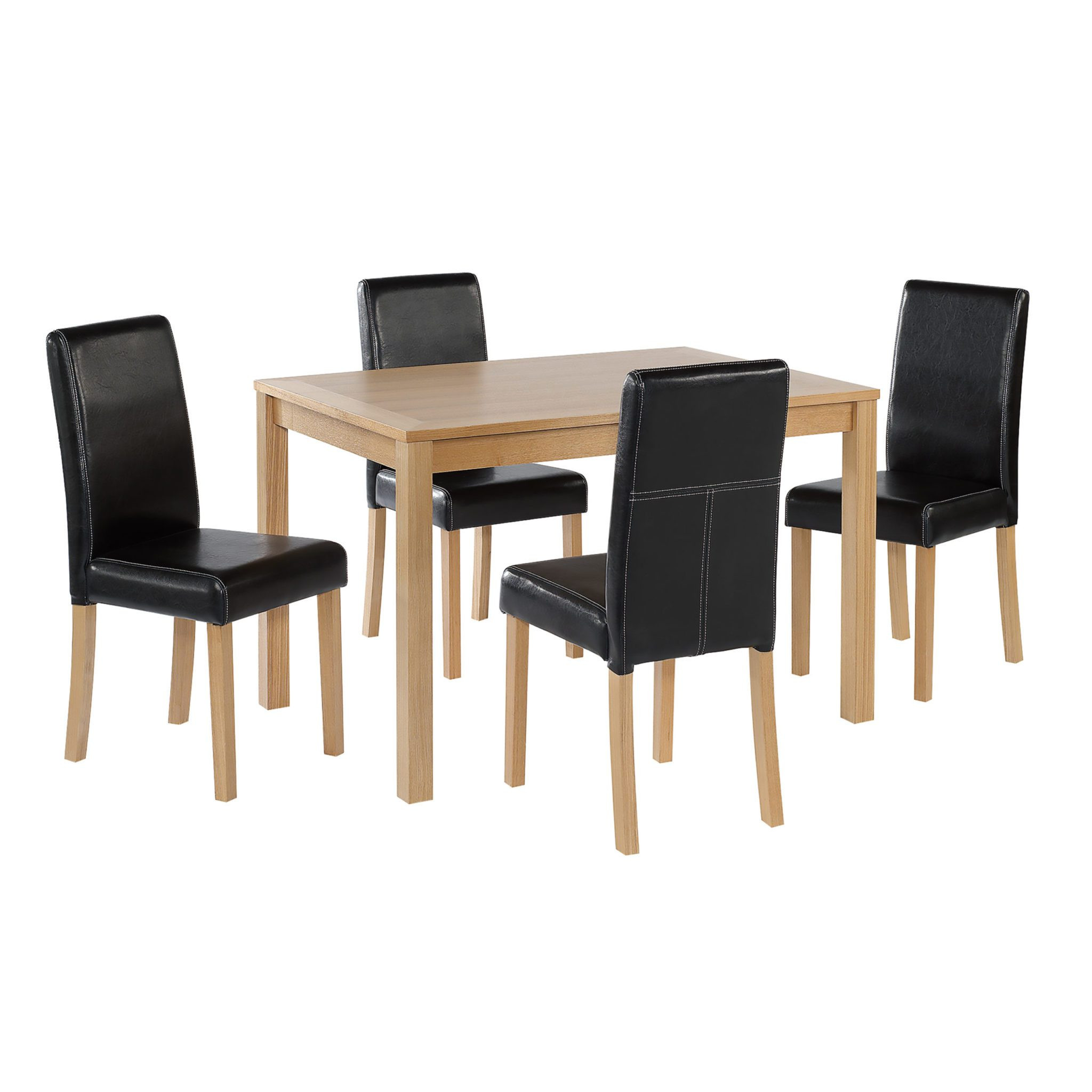 Orly Dining Table Oak