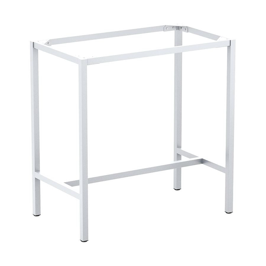 Perry Table - White - 117.5 x 67.5 x h107cm - Poseur