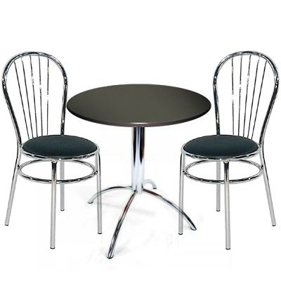 Trexine Small Table Set Chairs