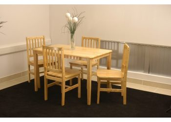Lima Rubberwood Table Only