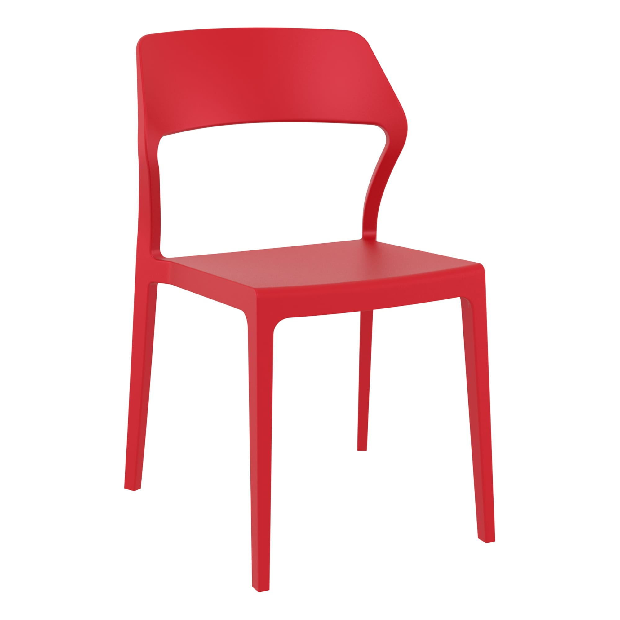 Sono Side Chair - Red