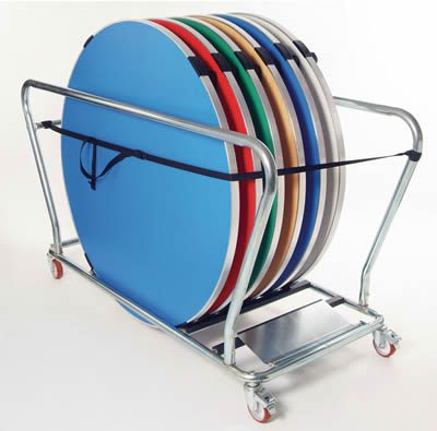 Harvey Round Table Trolley